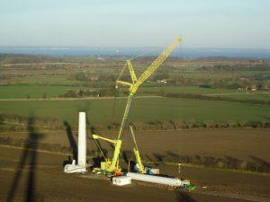 Erneuerbare Energien in Dollerup