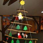 Weihnachtsbasteln im Feuerwehrhaus 2017