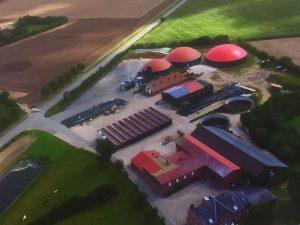 Biogasanlage Tramsen, Dollerup