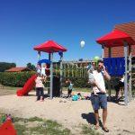 Einweihung Spielplatz Breitenstein